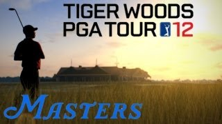 Tiger Woods PGA TOUR 12: The Masters Gameplay Review PC HD