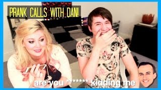 Prank Calls with Dan Howell! | Sprinkle of Glitter