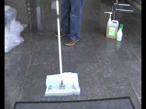Cleaning Porcelain Tiles Youtube