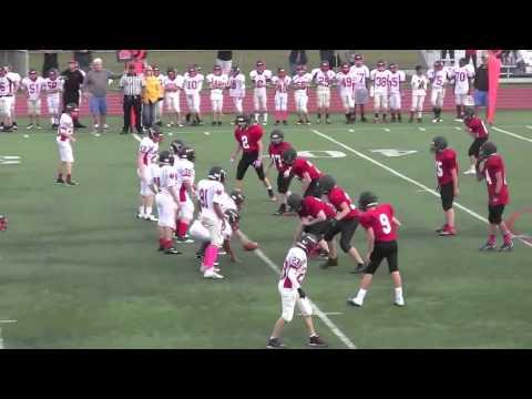 Rye Middle School vs Fox Lane 2013