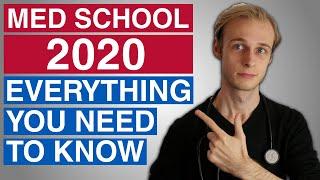 Applying to Medical School in 2020