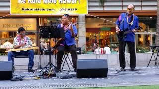 Waikiki Steel Guitar Festival - Bobby Ingano - Ua Like No A Like (My Heart