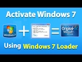 Windows 7 loader How to activate Windows 7 permanently