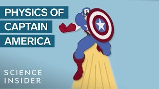 How Captain America's Shield Follows Basic Physics