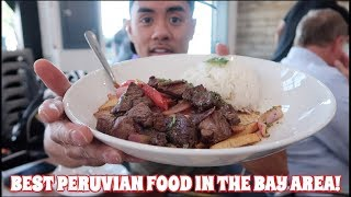 BEST PERUVIAN FOOD IN THE BAY AREA! LIMON ROTISSERIE