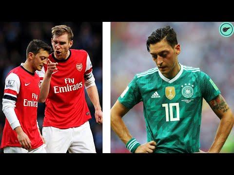 A szívszorító ok, ami miatt Mesut Özil visszavonult a német válogatottból! thumbnail