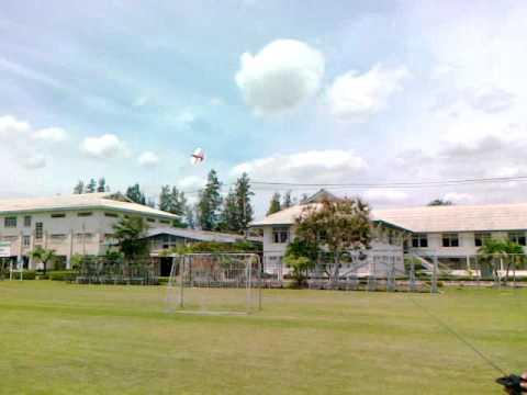 เครื่องบินตกที่โรงเรียนจ่าอากาศ RC CRASH