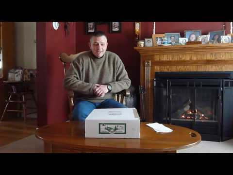 Russell Moccasin Boot Unboxing