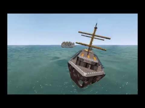 Age of Sail Tournament Episode 5: Golden Darkness Fleet vs. Verdict Class