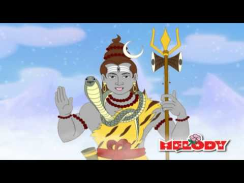 History of Lord Ayyappan | Tamil Animated series | Episode of Padmasuran Thavam |