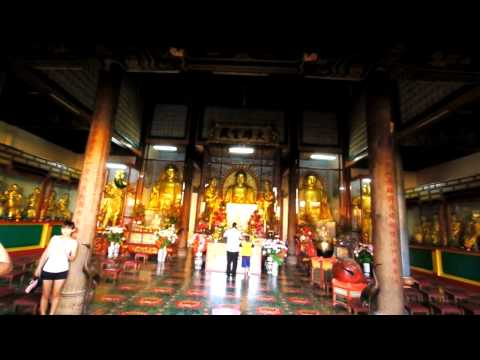 Great temple Penang