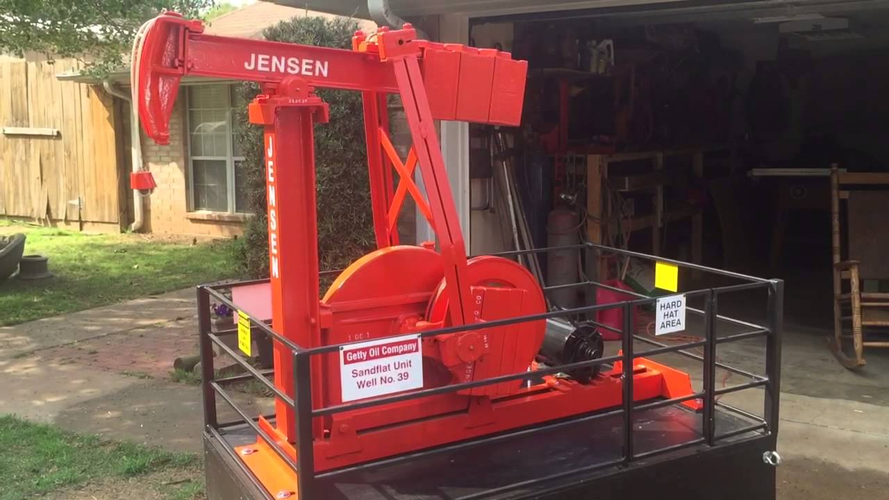 Jensen Dc25 Pump Jack Display Unit For Sale Doovi