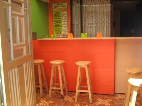 Ritmo costeno corrido la fonda chiquita youtube for Sillas para local de comidas rapidas