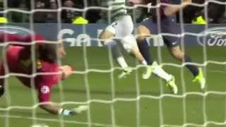 Celtic 2-1 Barcelona Highlights