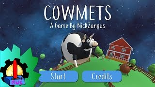 Space Cows | Cowmets | Free Silly Space Game