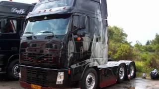 Repeat youtube video Volvo FH 16,Volvo FH 12, VT 880 & Showtrucks