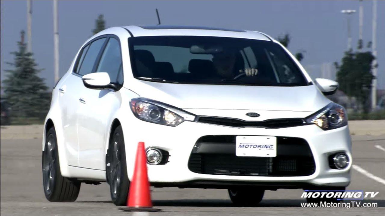 Test Drive: 2014 Kia Forte5 SX