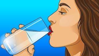 ¿Cuánta agua deberías beber a diario?