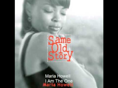 Maria Howell  I Am The One