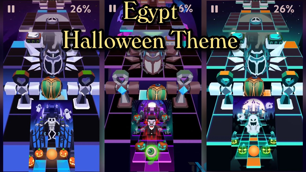 Carnival Halloween Theme.Egypt Halloween Theme Halloween Midnight Carnival Ghost Dance Rolling Sky