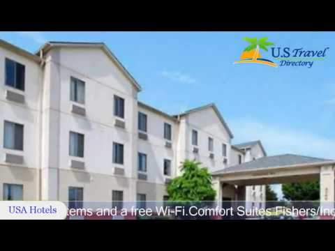 Comfort Suites Fishers/Indianapolis Northeast - Fishers Hotels, Indiana