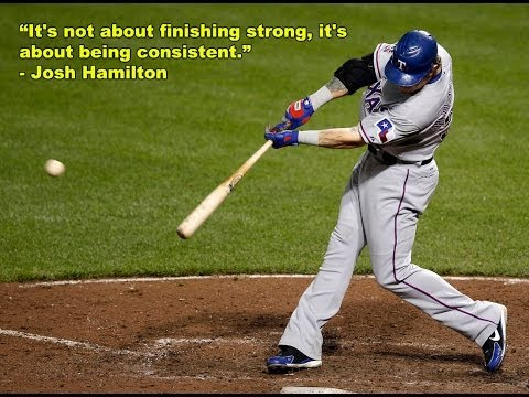 Josh Hamilton Video Part2 of 3: Coaches Don't Tell You This About Timing