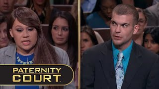 Woman Says They Were On A 1 Month Break (Full Episode)   Paternity Court
