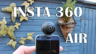 Insta360 Air Review - Best 360 Camera - VR 360