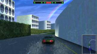 Need For Speed III: Hot Pursuit - Storm at Atlantica