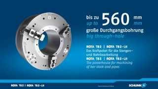 SCHUNK ROTA TB2 | ROTA TB2-LH Thumbnail
