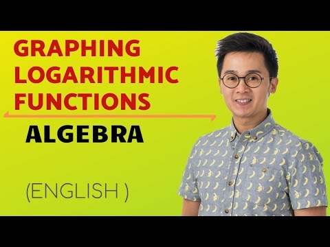How To Graph Logarithmic Functions and Its Translations
