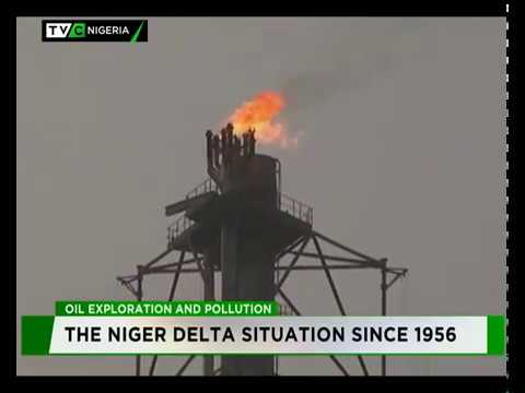 The Niger Delta Situation Since 1956