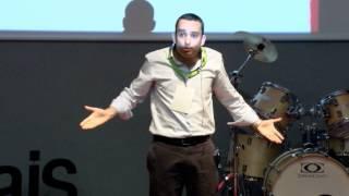 Tira-se o hífen: Zé Pedro Cobra at TEDxCascais