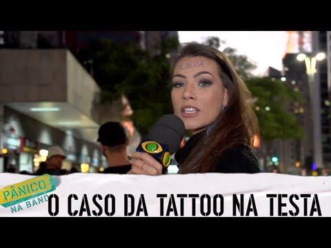 PÂNICO ESPECIAL: O CASO DA TATTOO NA TESTA E TROLLAGEM COM WENDY