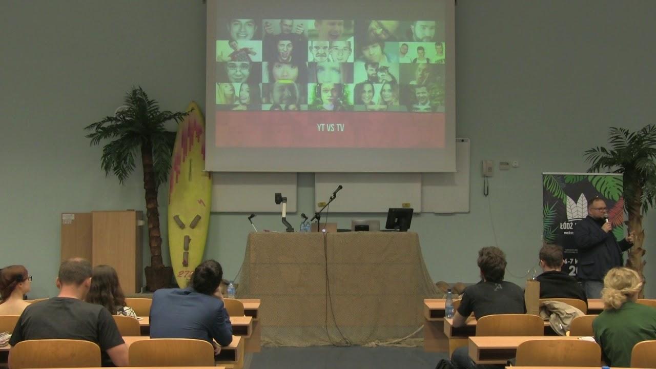 Łukasz Głombicki – 14 danych (i kilka filmów), które pokazują że telewizja przegra z YouTube