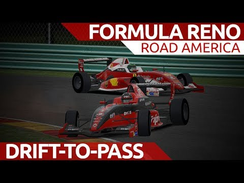 Formula Reno at Road America!