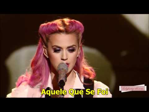 CANAL R.G - Katy Perry - The One That Got Away (Live) (Legendado)