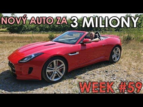 NOVÝ AUTO ZA 3 MILIONY - WEEK #59