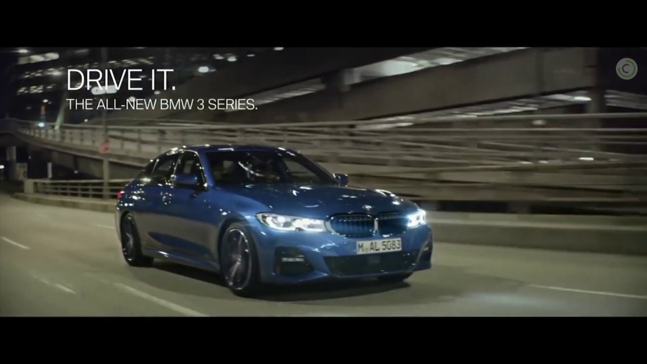 2019 Bmw 3 Series Autotap Commercial