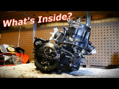 I Bought the Cheapest CR500 engine on eBay (New Build Reveal)