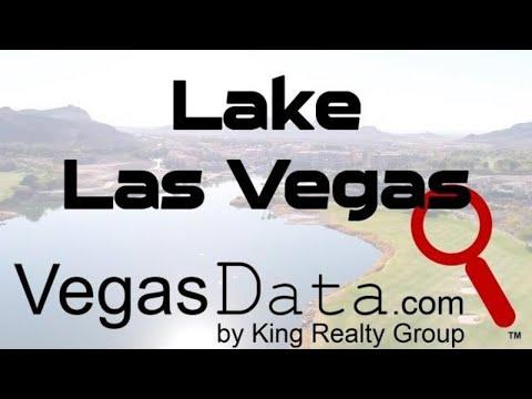 Lake Las Vegas Community Home Tour - Henderson, NV