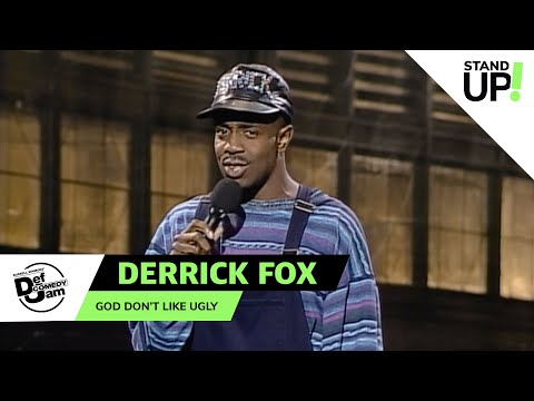 Derrick Fox Has a Message For Ugly People   Def Comedy Jam   Laugh Out Loud Network
