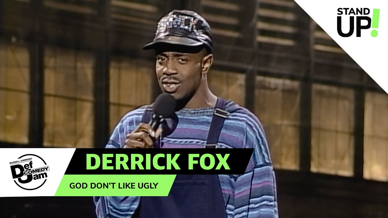 Derrick Fox Has a Message For Ugly People | Def Comedy Jam | LOL StandUp!