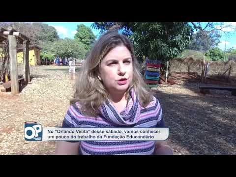 Fundação Educandário | Orlando Visita