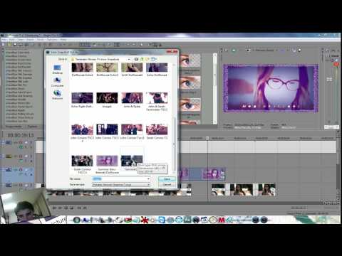 Sony Vegas Tutorial: [Matching Video to song Beat]