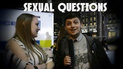 "SEXUAL QUESTIONS ""HAVE YOU TRIED ANAL SEX?"""