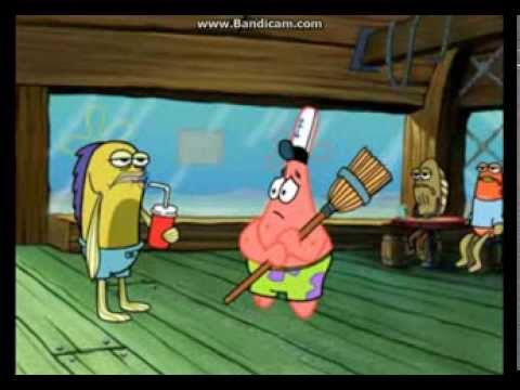 SpongeBob SquarePants - Did you just blew in from stupid town?