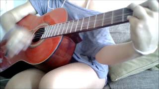 Hot - Avril Lavigne (guitar cover)