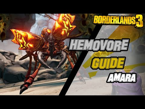 FARM RAPIDEMENT HEMOVORE AVEC MA AMARA | GUIDE | BORDERLANDS 3! |