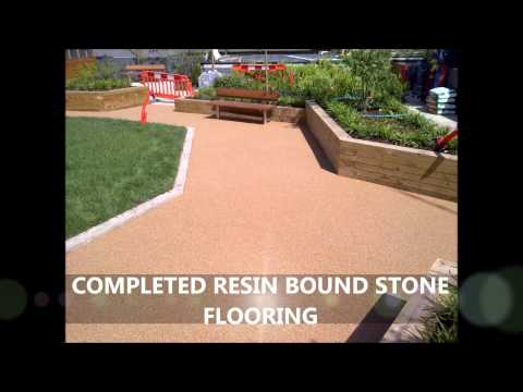 Play Area Pathway Install with Resin Bonded Gravel